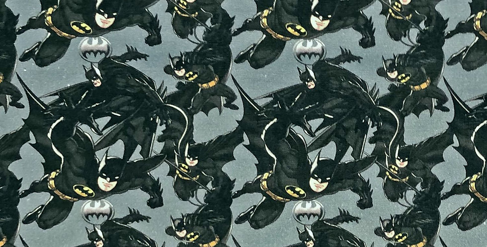 Batman Disney 100% Craft Cotton  - Digitally Printed