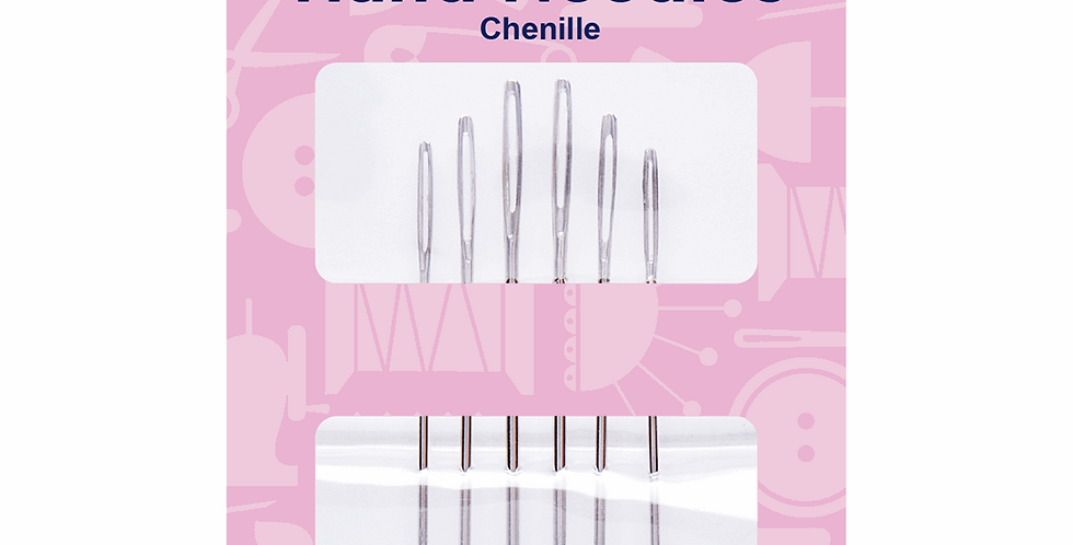 Hemline Chenille Needles No. 18-22