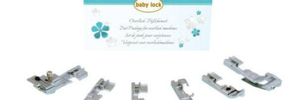 Babylock Overlocker - 6 Part Presser Feet Set