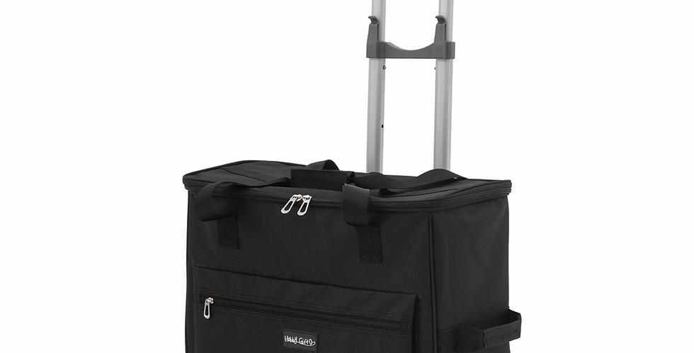 HobbyGift Sewing Machine Trolley Bag - Black