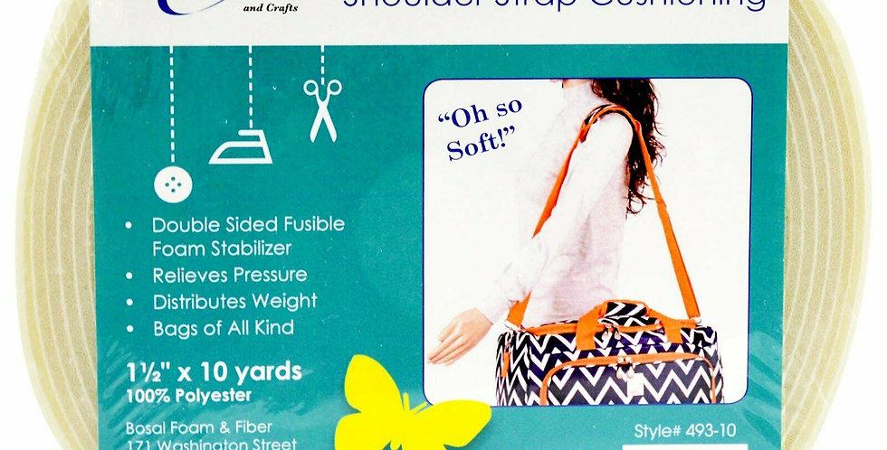 """BOSAL In-R-Form On A Roll Shoulder Strap Cushioning - 1 1/2"""" x 10 Yards"""