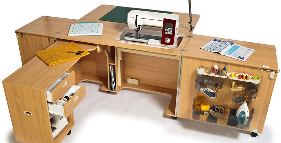 Horn Superior Sewing Cabinet