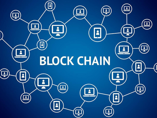 Blockchain: Things Wall Street didn't tell you about Blockchain this week.