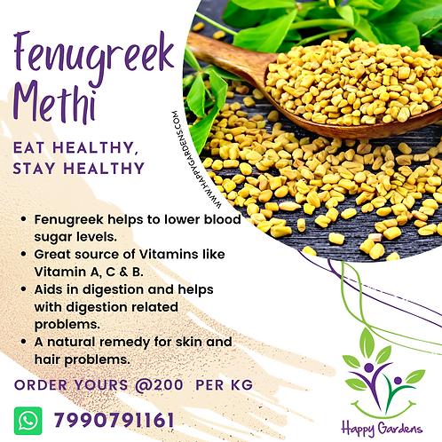 Fenugreek Seeds/Methi