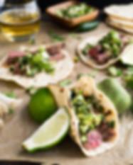 Heathy Mexican Food
