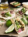 Mexican Crispy Fish Tacos