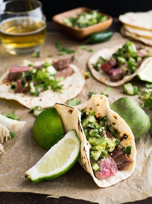 Tues. May 5 - Feed Me Tacos and Tell Me I'm Pretty Cooking Class