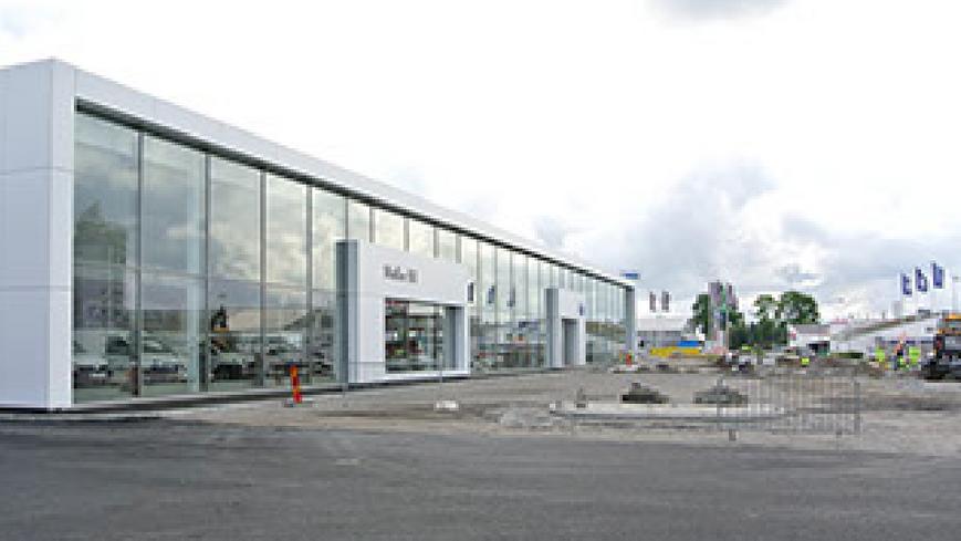 Volkswagen Modular i Örebro