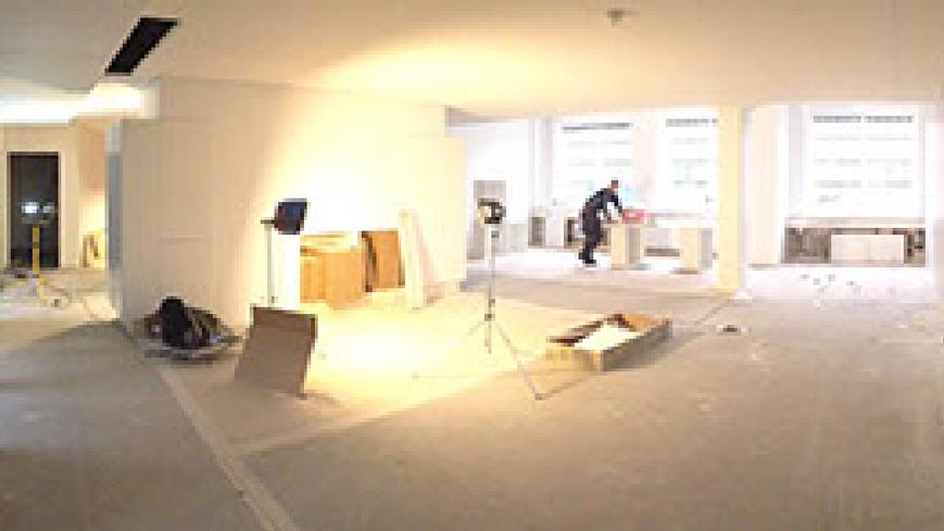 Vårt nya kontor tar form på Kopparlunden