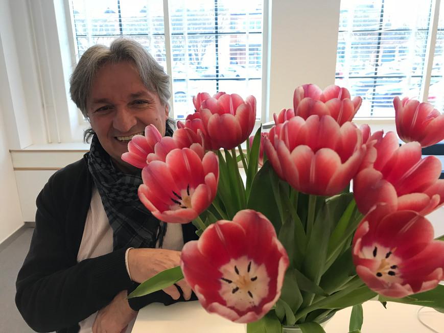 Våren är på G!