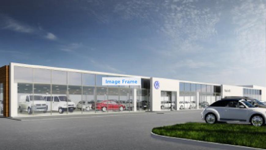 VW Modular helbilsanläggning