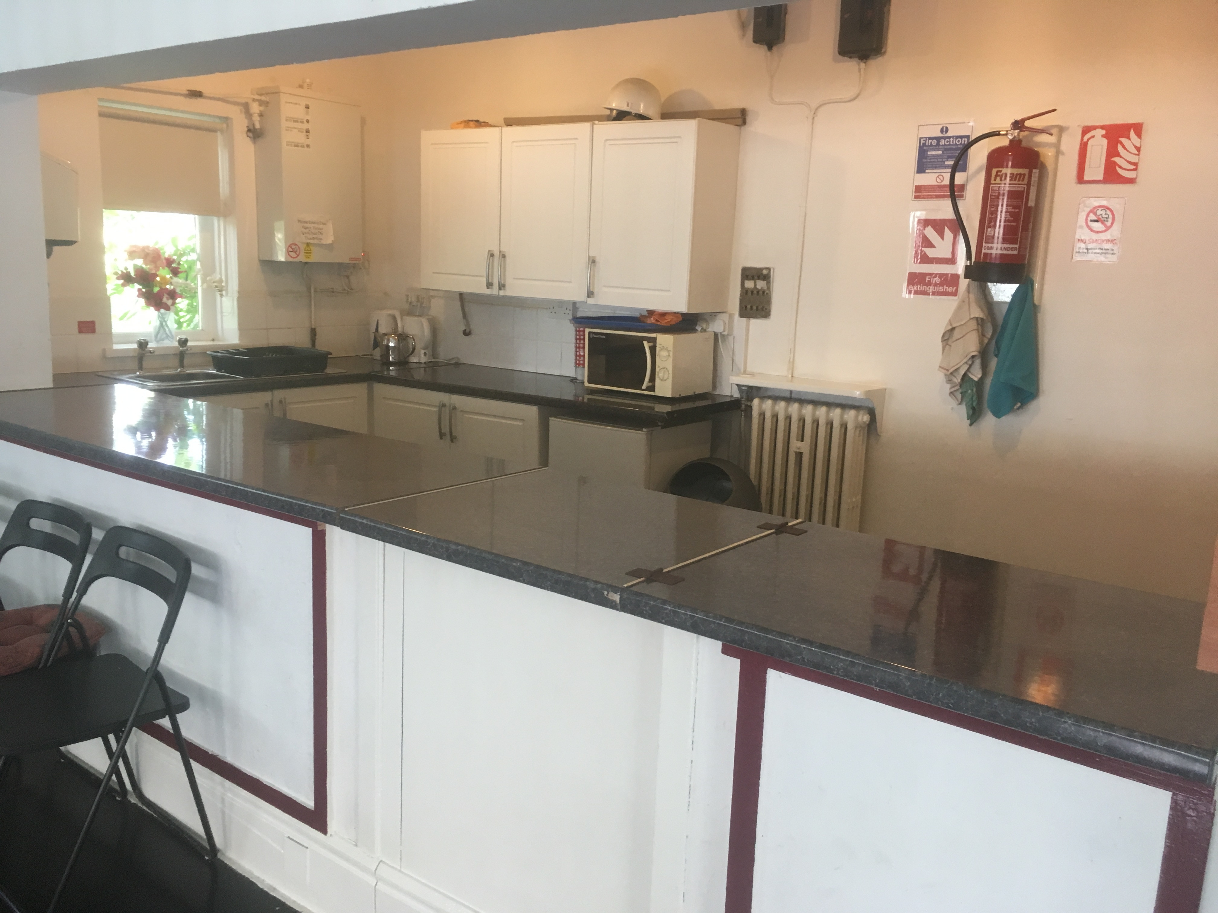 Canteen & Main Kitchen - 1 Hour