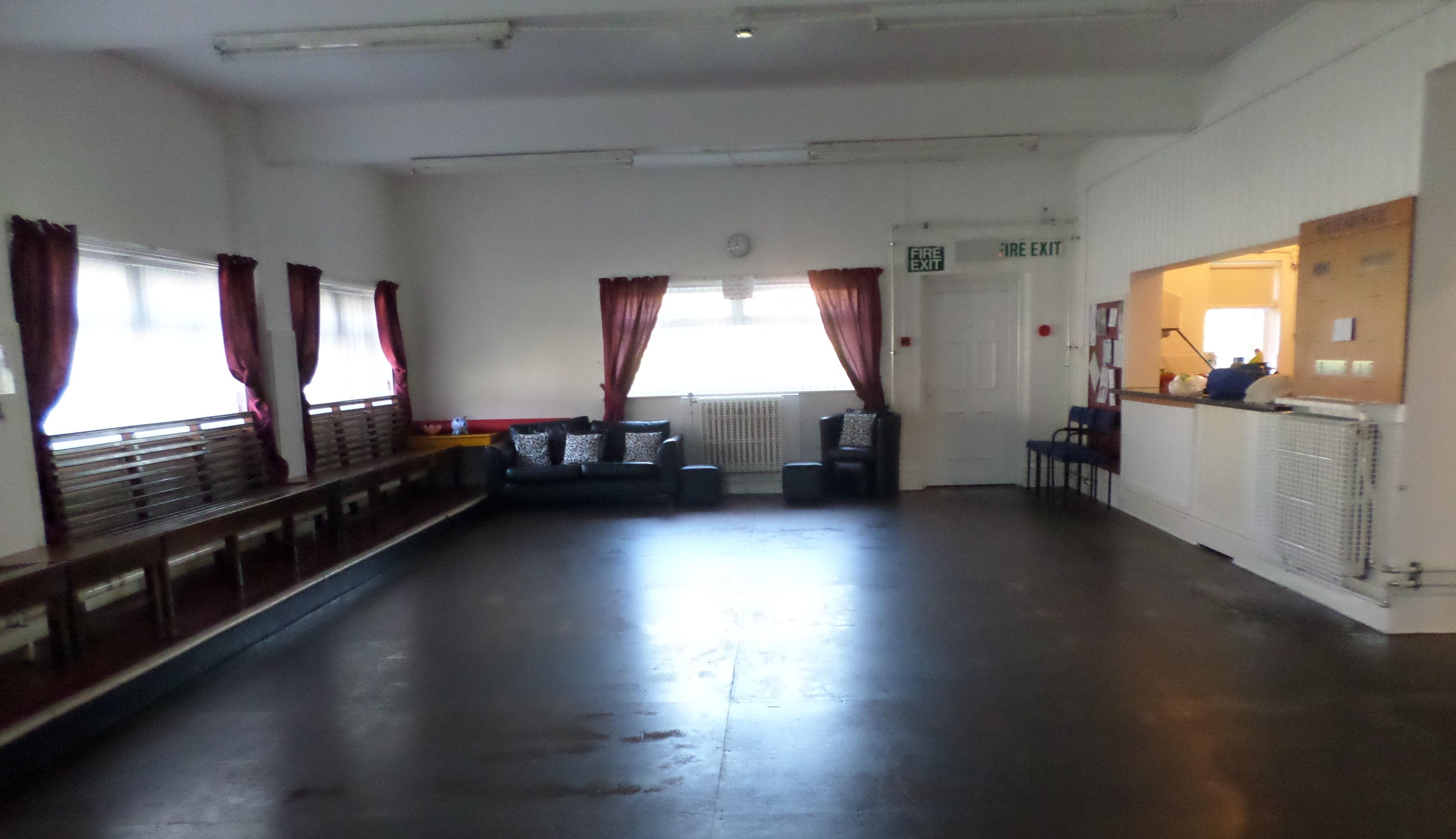 Long Room - 1 Hour
