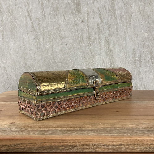 BASAL METALIC BOX