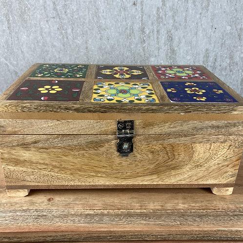 HERRING 6 TILE BOX