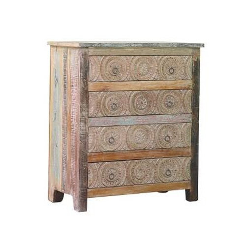 CHAR CHEST OF DRAWERS