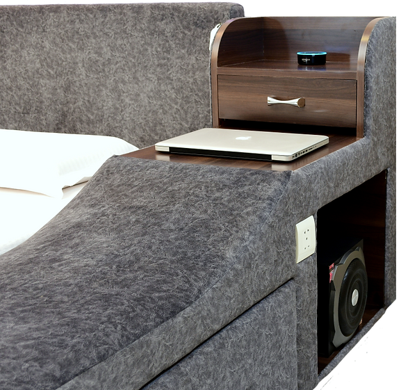 wood and tech ultimate bed sound system