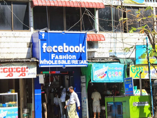 5 Things You Should Know about Myanmar Facebook Community