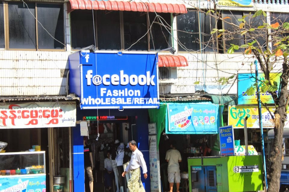 Social Media Marketing Myanmar