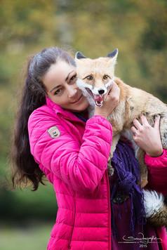 Foxy & Sandragrafie