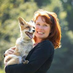 Foxy mit Andrea