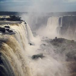 Instagram - Cataratas do Iguaçu - Brasil