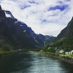 Instagram - Fjord
