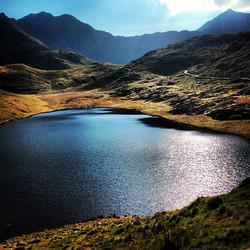 Instagram - Snowdonia Mountains