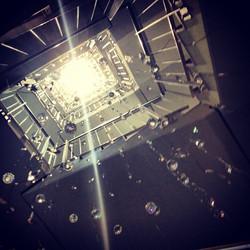 Instagram - work - space - crystals