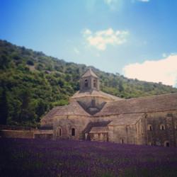 Instagram - Abbaye Notre-Dame de Sénanque