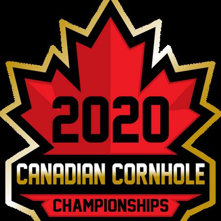 2020 Canadian Cornhole Championships Round #2