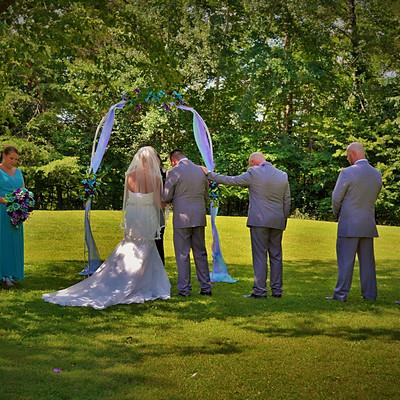 Hylton Wedding