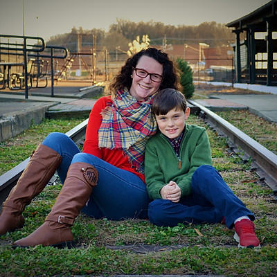 Ann and Keegan