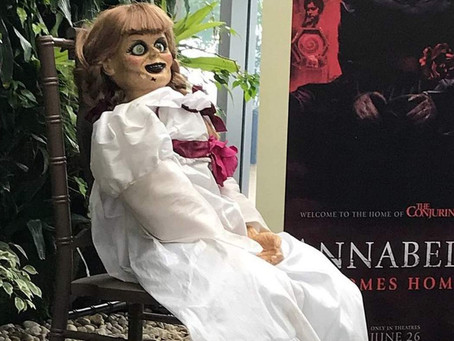 Did Annabelle the Haunted Doll Escape From The Museum?