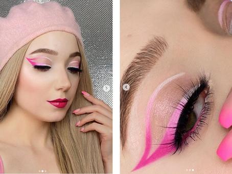 Eye Makeup Pictorials By Micaela. [@micaelaladavis]