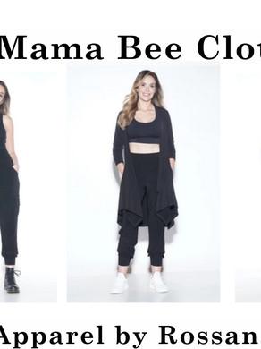 Mama Bee Clothing - Goddess Apparel by Rossana Burgos.