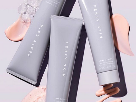 Rihanna's First Skin-Care Products - Fenty Skin.