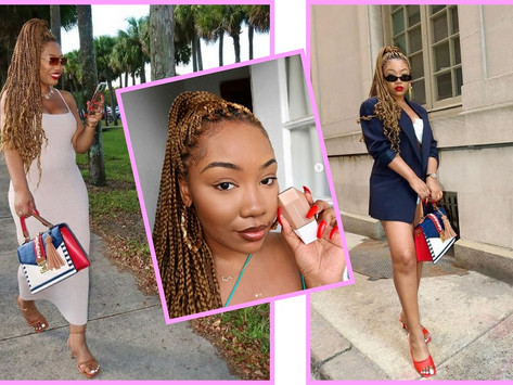 Style of Catalina - Haitian Beauty and Fashion Content Creator.
