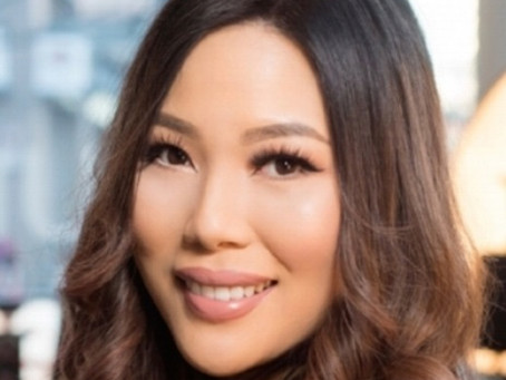 Meet Mimi Choi, Makeup Artist, and Illusion Creator.