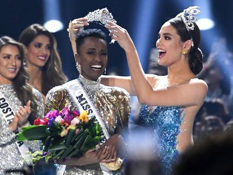 Miss Universe 2019 - Zozibini Tunzi - South Africa