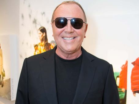 """Michael Kors Made a $35 Million Product Donation to Organization """"Delivering Good""""."""