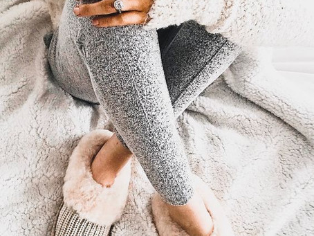 Cozy MUST HAVE Winter Items To Wear At Home.