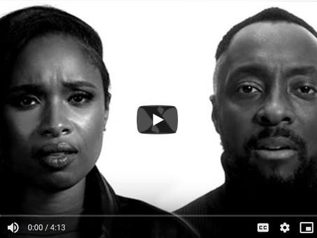 """The Love"" Video By Black Eyed Peas & Jennifer Hudson."