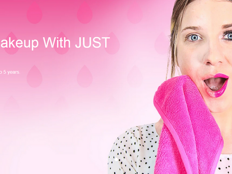 Erase ALL Makeup With JUST Water!