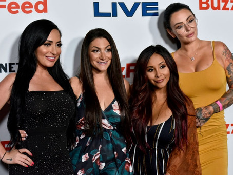 Angelina and JWoww Comes Face-to-Face Again, Jersey Shore: Family Vacation.