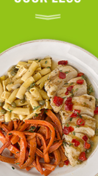 Meals Made Fresh - #1 Doctor-Designed Meal Delivery Plan.
