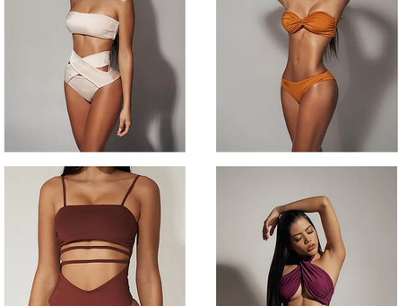 Ayré - Colombian Luxury Beachwear Brand.