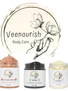 Beautiful and Healthy Skin by Veenourish.