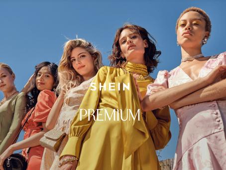Shein's Newest Premium Collection - Independent Modern Individual.