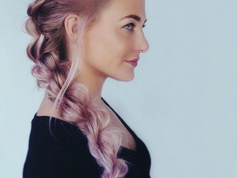 Long Hair Updo & Styling Techniques. (Tutorials)